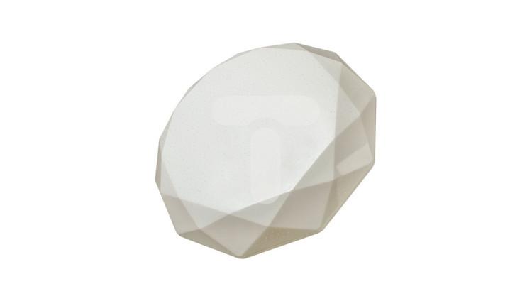 Plafoniera LED diament 24W 1800lm IP20 CL17-C-24W-DS