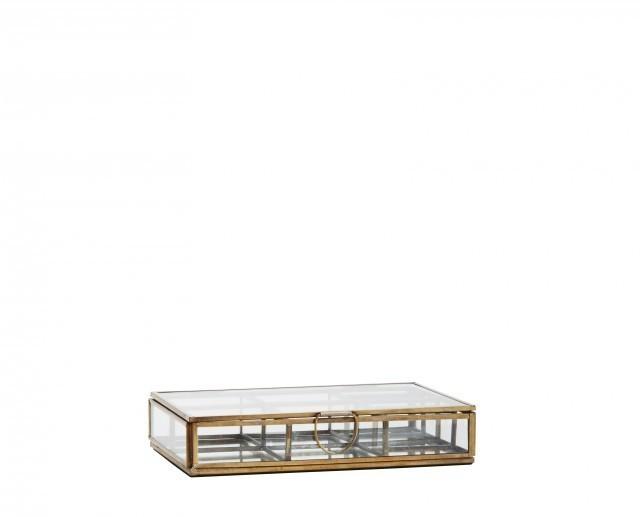 Madam Stoltz - Pudełko szklane - kasetka