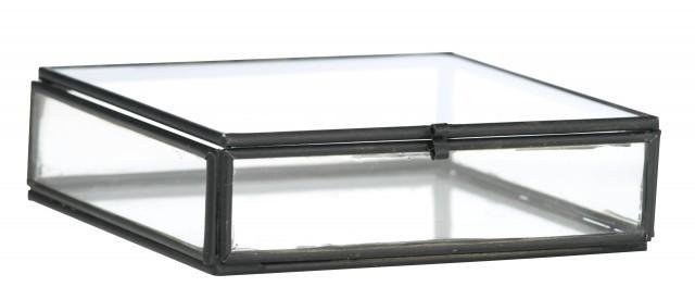 Madam Stoltz - Pudełko szklane