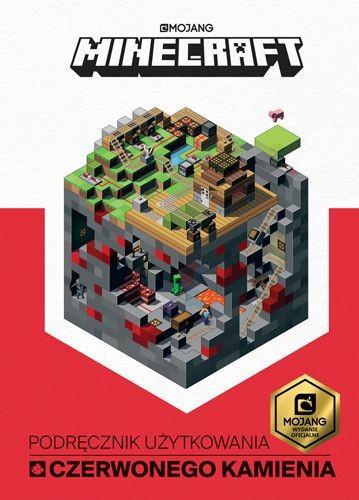 Książeczka Minecraft. Podręcznik użytkowania czerwonego kamienia