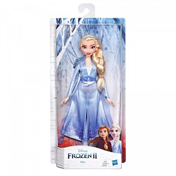 Lalka Frozen 2 klasyczna Elsa
