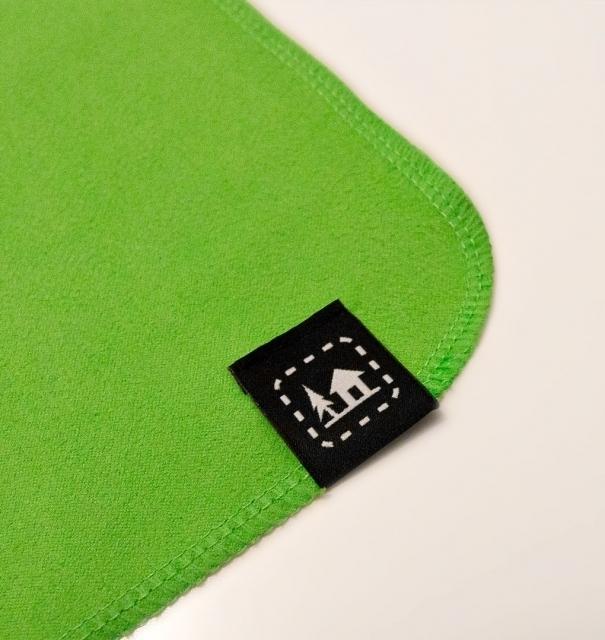 Szybkoschnący ręcznik z mikrofibry XL granatowy