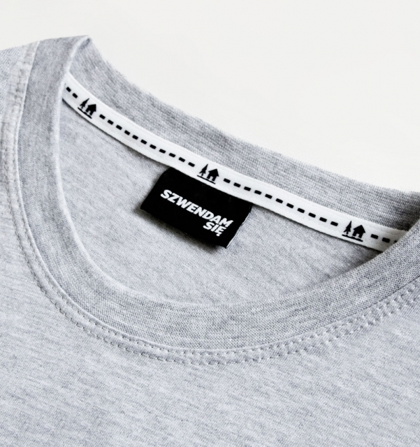 Koszulka damska - WŁÓCZYKIJ M