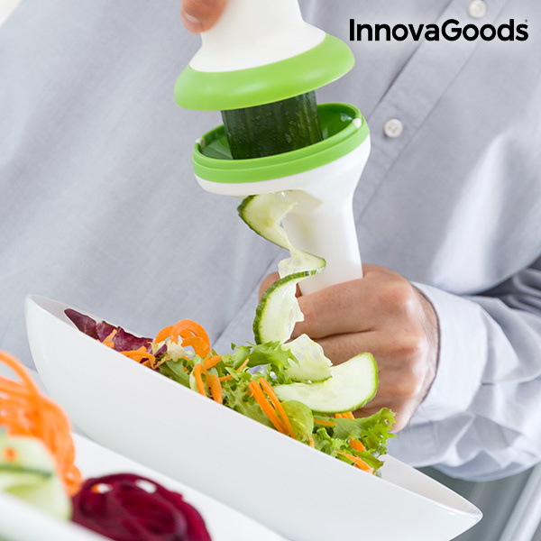 Spiralny Nóż do Warzyw 3 w 1 InnovaGoods