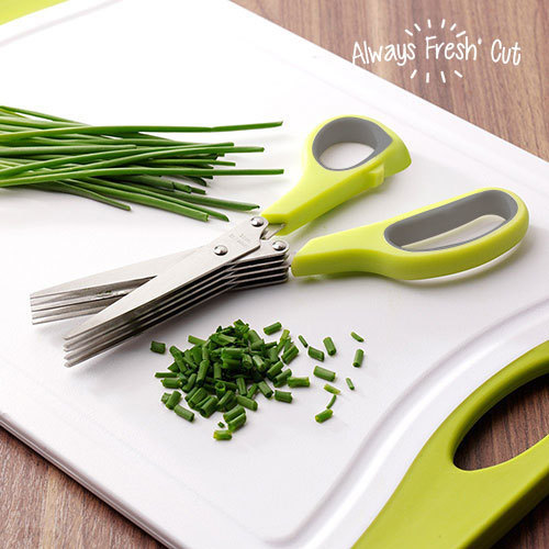 Nożyczki o Wielu Ostrzach Always Fresh Cut