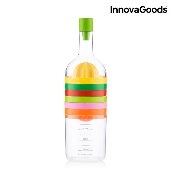 Butelka z Przyborami Kuchennymi 8 w 1 InnovaGoods (8 części)