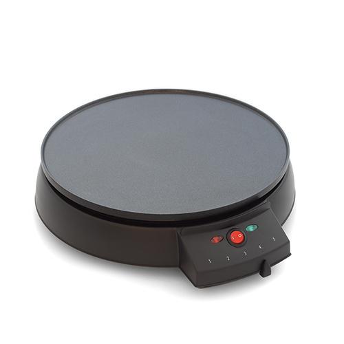 Urządzenie do pieczenia naleśników Tristar BP2961 1000W Szary