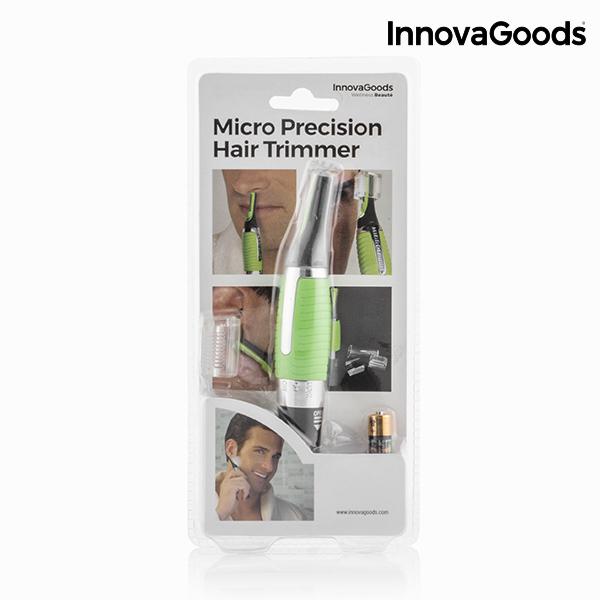 Elektryczny Trymer Precyzyjny z LED InnovaGoods