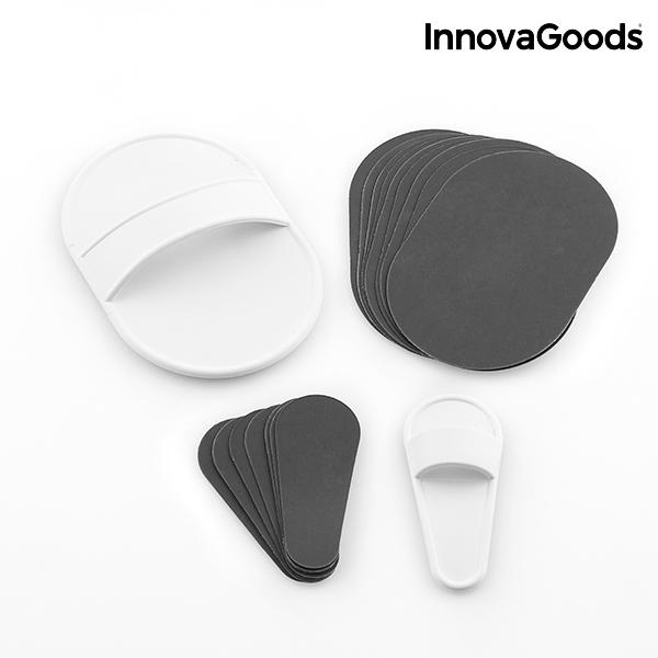 Dyskietki Ścierające do Depilacji InnovaGoods (x20 wkładów)
