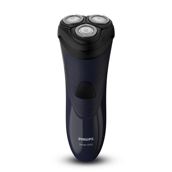 Elektryczna Maszynka do Golenia Philips S1100/04 CloseCut 240 V 9W Czarny