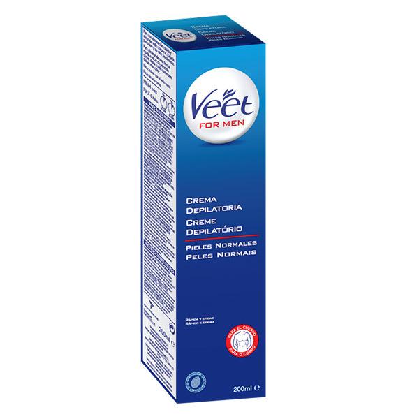 Krem do Depilacji Veet 200 ml Skóra Normalna