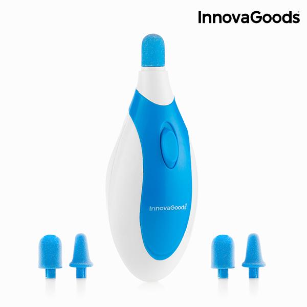 Elektryczny Precyzyjny Pilnik do Stóp InnovaGoods
