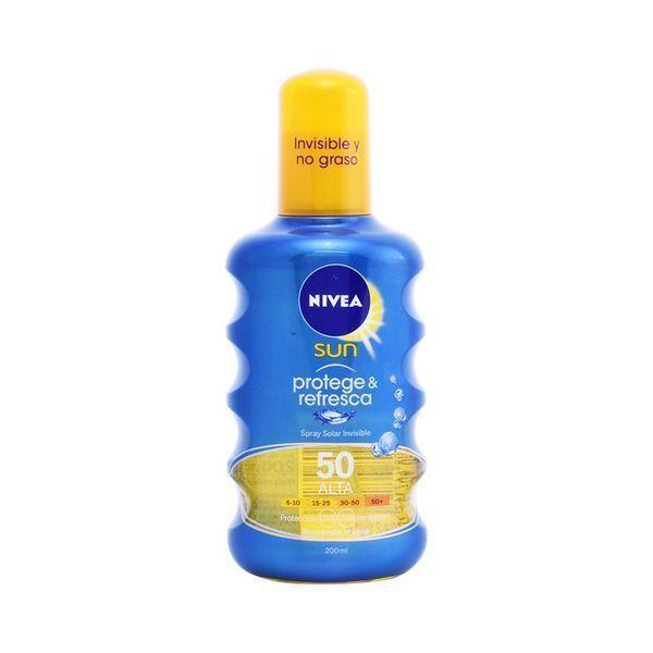 Spray do Opalania Spf 50 Nivea 7167
