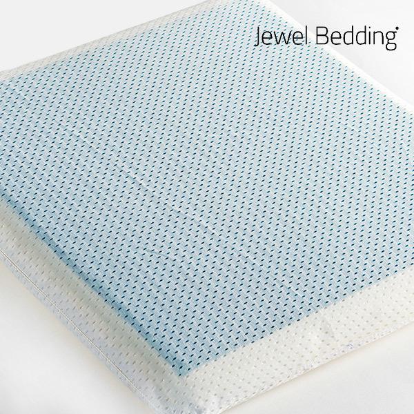 Wiskoelastyczna poduszka z Żelem Jewel Bedding