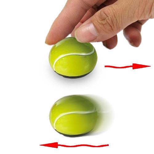 Metalowa Piłka z Napędem Ball & Bug