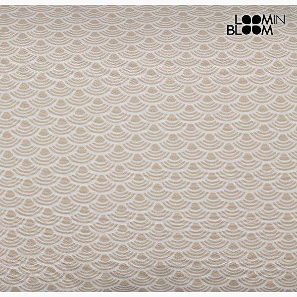 Poduszka Bawełna i poliester Beżowy (30 x 50 x 10 cm) by Loom In Bloom