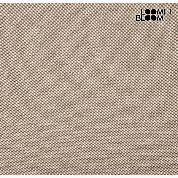 Poduszka Bawełna i poliester Brązowy (60 x 60 x 10 cm) by Loom In Bloom