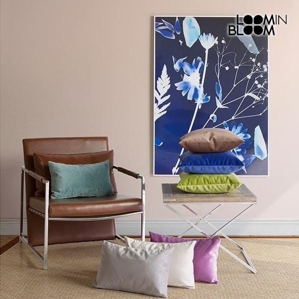 Poduszka Poliester Kolor zielony (30 x 50 x 10 cm) by Loom In Bloom