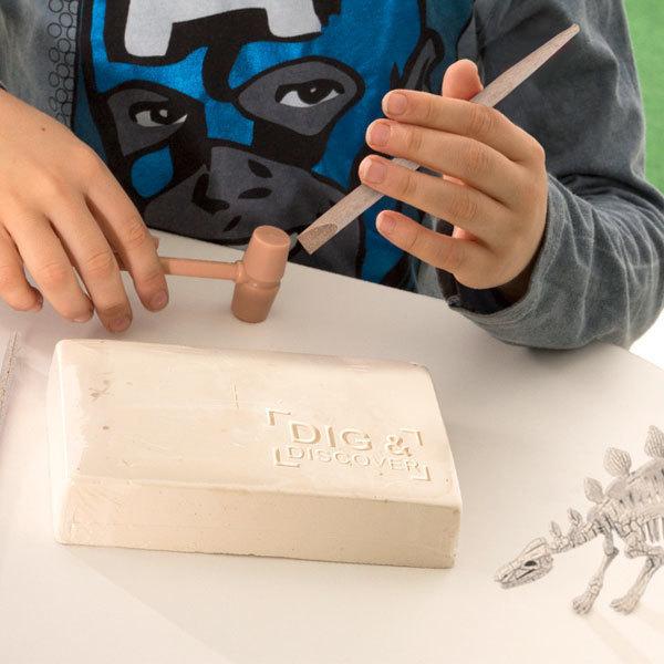 Gra w Paleontologię dla Dzieci