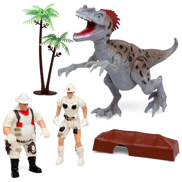 Zestaw do Wypraw z Dinozaurem