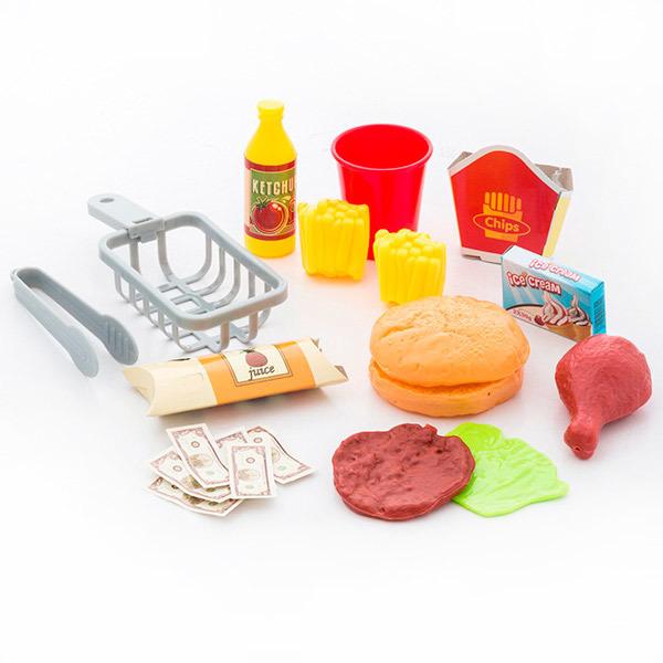 Zestaw do Przygotowywania Fast Food z Akcesoriami