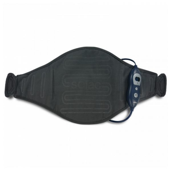 Ergonomiczna poduszka lędźwiowa Solac CT8680 100W 51 x 28 cm