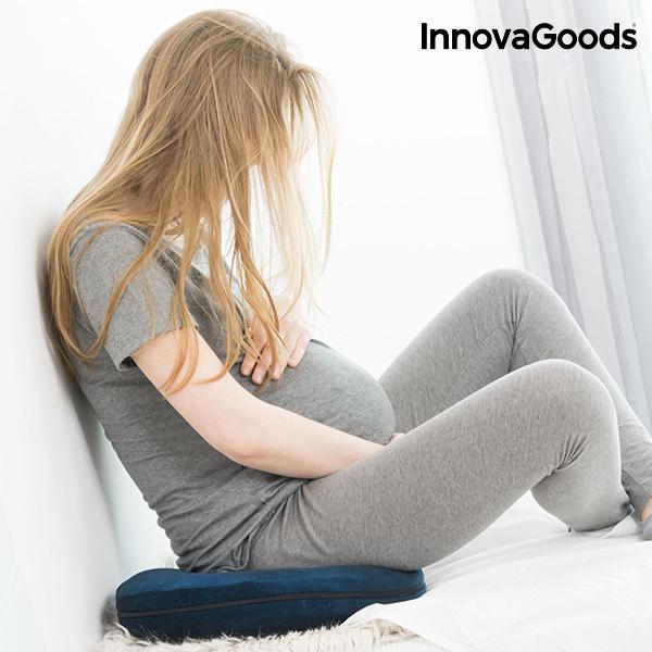 Okrągła Poduszka Przeciw Odleżynom InnovaGoods