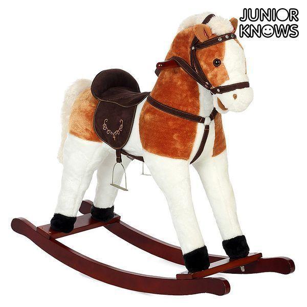 Rocking horse Junior Knows 1954