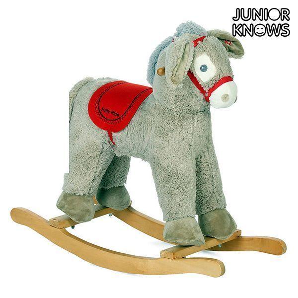 Rocking donkey Junior Knows 1985