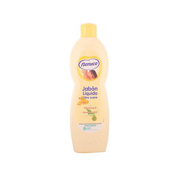 Mydło W Płynie Ultra Soft Z Aloesem Nenuco 64557