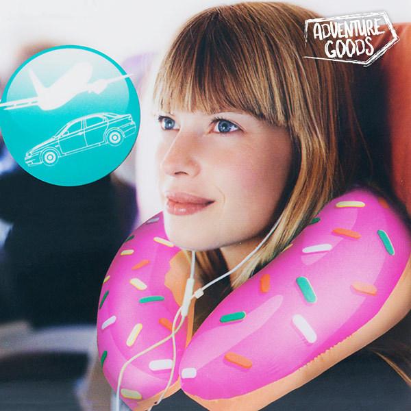 Poduszka na Kark Donut Adventure Goods