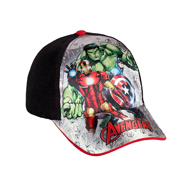 Czapka Dziecięca Avengers
