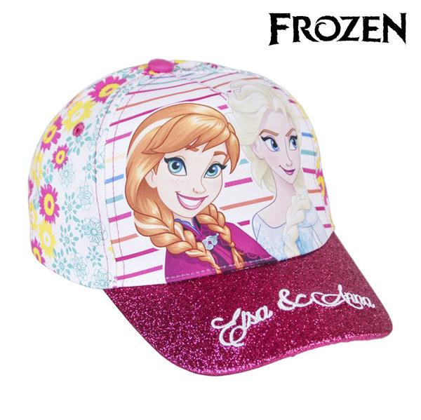 Czapka z Daszkiem Elsa & Anna (Frozen) (53 cm)