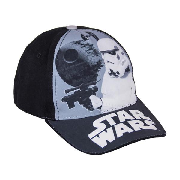 Czapka z daszkiem dla Dzieci Star Wars (55 cm)