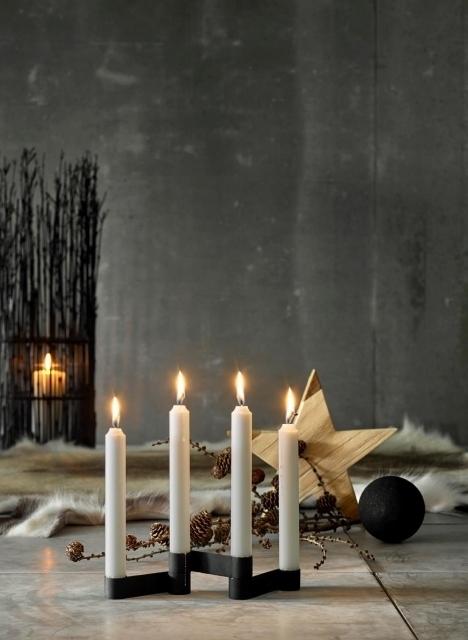 Muubs - Świeczniki S-Candle