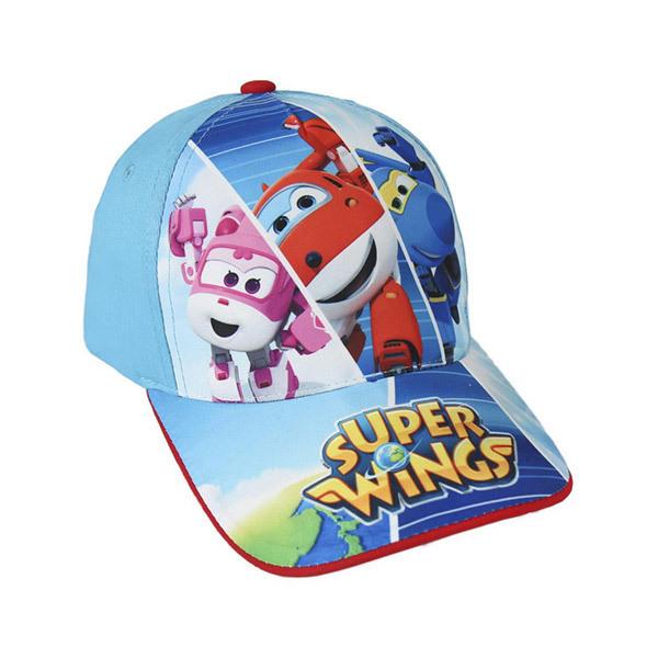 Czapka dla Dzieci Super Wings (53 cm)