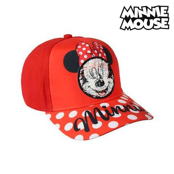 Czapka z daszkiem dziecięca Minnie Mouse 1224