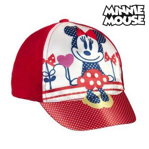 Czapka z daszkiem dziecięca Minnie Mouse 4206 (48 cm)