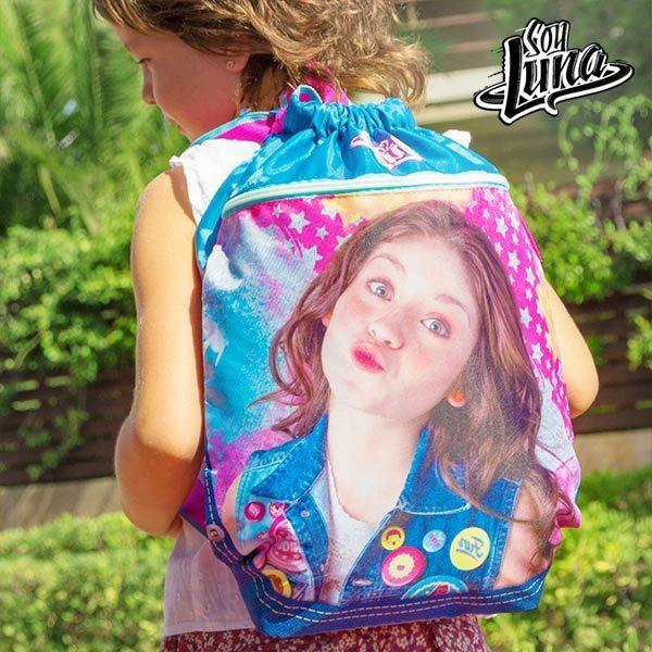 Plecak-Worek Jestem Luna