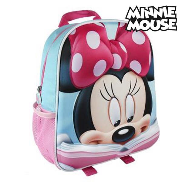 Plecak szkolny 3D Minnie Mouse 026