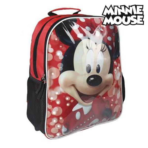 Plecak szkolny z LED Minnie Mouse 907