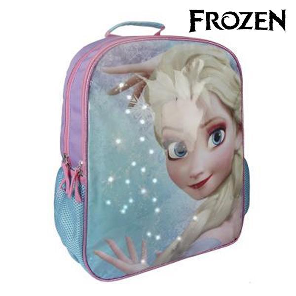 Plecak szkolny z LED Frozen 914
