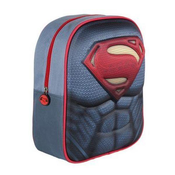 Plecak dziecięcy 3D Superman 3406