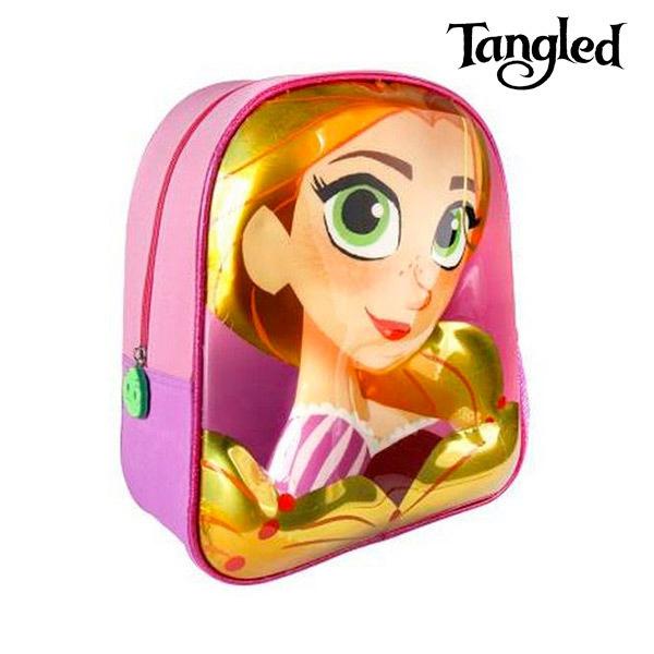 Plecak szkolny 3D Tangled 7983