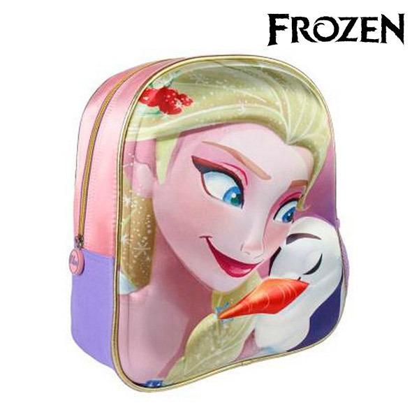 Plecak szkolny 3D Frozen 7969