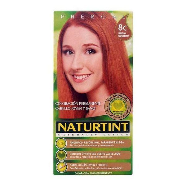 Farba bez Amoniaku Naturtint Naturtint Miedziany blond