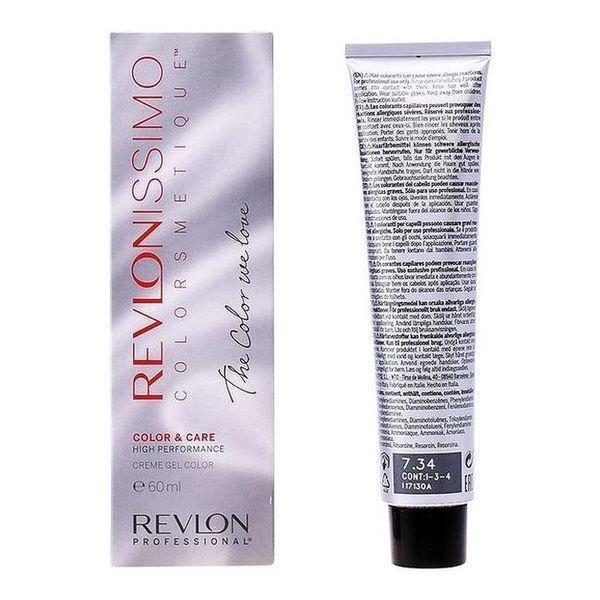 Trwała Koloryzacja Przeciwstarzeniowa Revlonissimo Revlon NMT 7,34