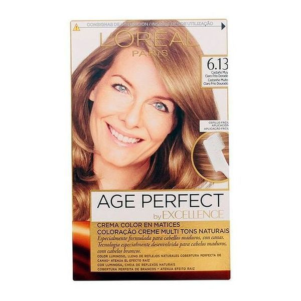 Trwała Koloryzacja Excellence Age Perfect L'Oreal Expert Professionnel