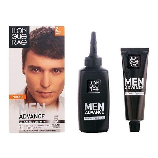 Trwała Koloryzacja Men Advance Llongueras