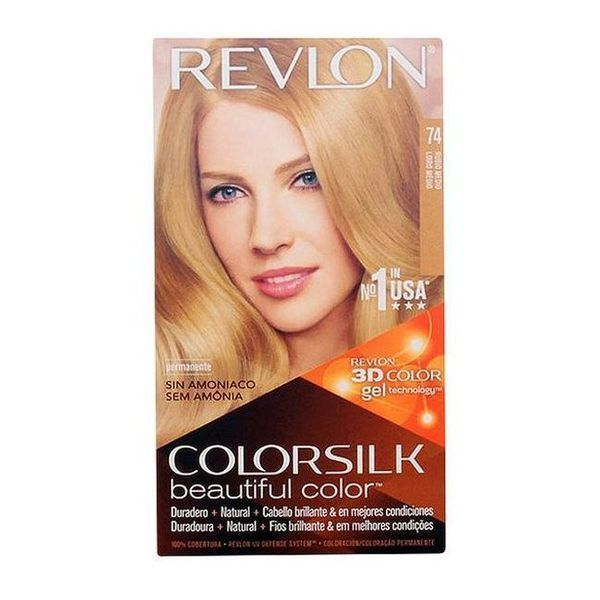 Farba bez Amoniaku Colorsilk Revlon Blond
